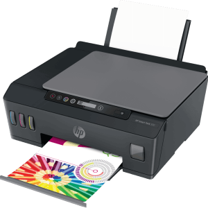 PRINTER HP SMART TANK 500 ALL-IN-ONE